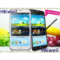 Wholesale MTK6589 MIZ Z3 Quad Core Android GHZ G RAM G ROM IPS screen MP camera Cell Phone WEIL