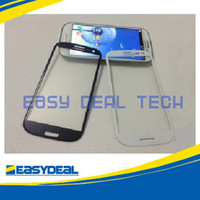 Wholesale Mixed Colors New Outer Replacement Screen Glass Lens for Samsung Galaxy S3 i9300 Hot Sell Selling