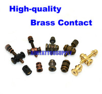 Wholesale Custom Tattoo Machine Brass Binding Post Set Front amp Rear Binder sets
