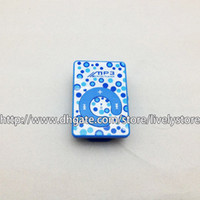MOQ 100pcs Cute Mini Clip Mp3 player C Button clip card mp3 ...