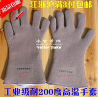 Wholesale CASTONG industrial grade degree heat and gloves Card Division Dayton economical insulation anti