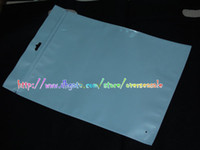 Wholesale 35 Zipper Retail package bag bags for Ipad nd rd th inch leather cover case