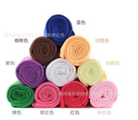 Wholesale 2PC cm Thicked Superfine fiber towel Microfiber towels Hand Face Towels Strong water imbibit