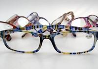 Wholesale New Cheap Reading Glasses Frame Man And Women Plastic Eyewear Unisex Eyeglasses Colorful Frame Optical Glasses CW2081