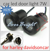 Wholesale 4X th Generation W Welcome Laser D Ghost Shadow Logo Light for car