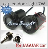 Wholesale 4X th Generation W Welcome Laser D Ghost Shadow Logo Light for JAGUAR car