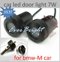 Wholesale 4X th Generation W Welcome Laser D Ghost Shadow Logo Light for M car