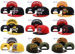Wholesale Cheap trukfit Snapback hat designer snapback hat cap Trukfit adjustable snapbacks can mix order