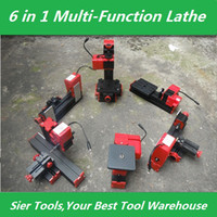 Wholesale Top selling in Mini Lathe mini lathe Multifunctional lathe Combination Lathe