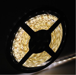 LED Strip Lights 5050 SMD single color red blue white Warm Yellow Green Waterproof 300 LEDs Ribbon 5000 meter For Car IDEAS TV BACK LIGHTS