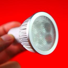 Prix de gros E27 / B22 / GU10 Dimmable 4x1W givré couverture LED ampoule spot à partir de dimmable e27 conduit 4x1w fabricateur