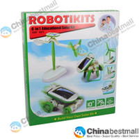 Wholesale On Sale christmas gifts toy entertainment DIY in solar toys solar educational toys kit