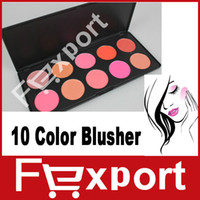 Wholesale Hot Sale Colors Professional Makeup Powder Cosmetic Make Up Blusher Palette Set i