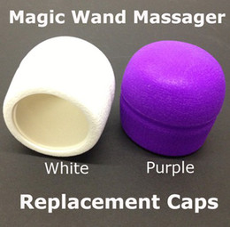 Hitachi HV250R Magic Wand Massager Replacement Caps Head Vibrator Adam Eve Head Caps Attachment 500p