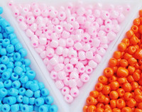 seed beads - Porcelain seed beads MM MM MM Czech Glass Seed Spacer beads Jewelry DIY Accessor