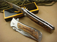 Wholesale hot Browning Pocket knives hunting knife Caming knife Pocket Folding knife