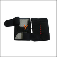 knee brace and support - Knee Brace Support with Tourmaline Self heating and Magnetic Therapy Belt Protector for Knees