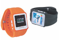 Wholesale AD668new inch TFT Color Screen MP4 Watch Player with