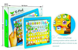 Wholesale Hotsale Russian Language Y pad Russian touch screen Computer For Kids