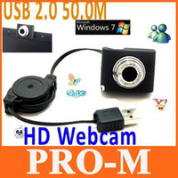 Wholesale USB M Mini PC Camera HD Webcam Camera Web Cam for Laptop
