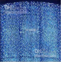 Wholesale 1000 LED lights m Curtain Lights Christmas ornament light Flash Colored Fairy wedding Decoration L102