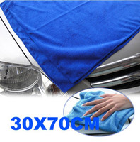 Wholesale Absorbent Non Scratch Car Cleaning Towels x70cm