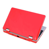 Wholesale Hot New Red Color VIA8850 quot Google Android TFT HD Mini Notebook Laptop Camera WiFi WLAN G HDMI