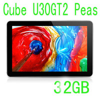 10 inch cube u30gt2 - Cube U30GT2 Peas Quad Core IPS Tablet PC Android Bluetooth HDMI GB Dual Camera MP