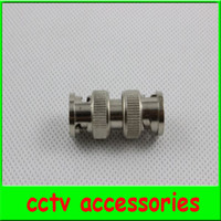 Wholesale 100pcs CCTV RG59 BNC Coupler Male To Male Connector