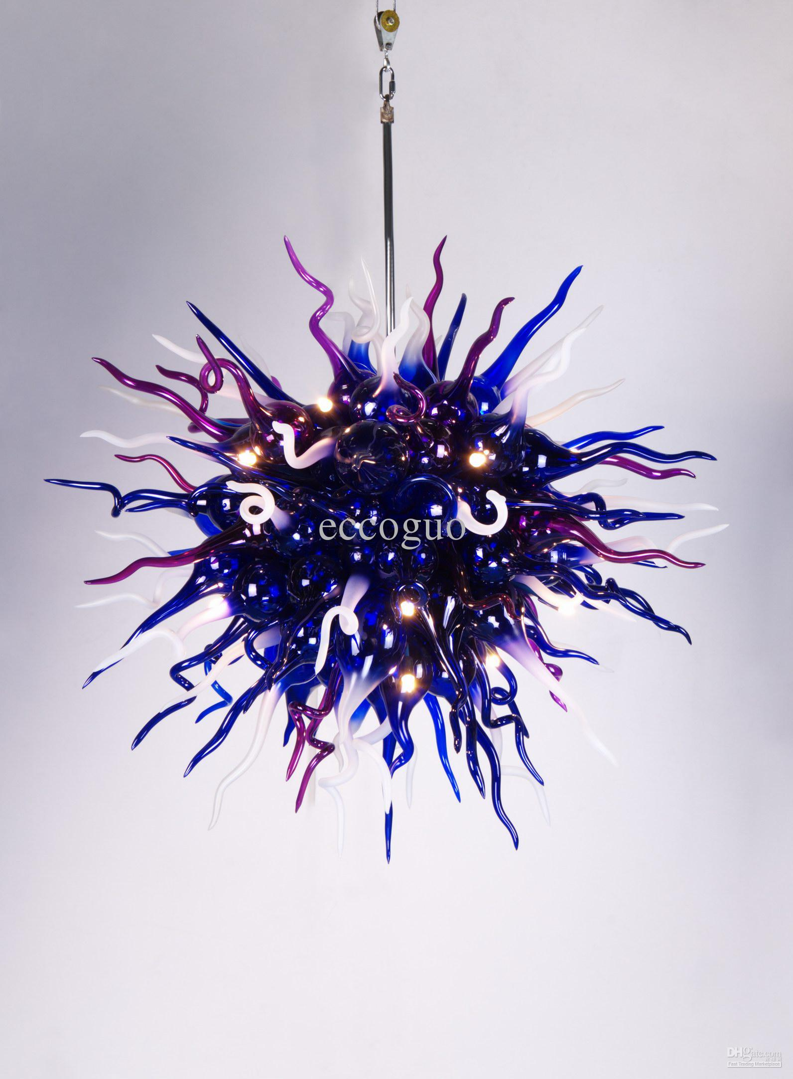 Glass Artist Dale Chihuly telstraus – Glass Chandelier Artist