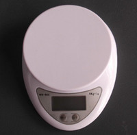 Wholesale 5pcs kg g kgx1g kg g g g WH B05 Kitchen Electronic Portable Weight Digital Scale