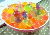Wholesale 300 gram Magic Gel Crystal Soil Mud Water Beads Pearl Gem for Flower Plants g H101