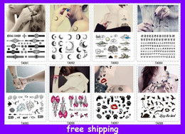 Wholesale Fashion Styles Temporary Body Tattoos Cute Tattoo Stickers Good Tattoo Paster