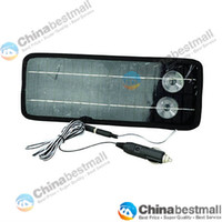 Wholesale New V System W Portable Solar Panel Car Boat Motorcycle Motor Vehicle Charger