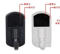 Wholesale Spy hook Camera with HD camera hot Clothes Hidden Hook Camera with Remote control hot sell from coolcity2012