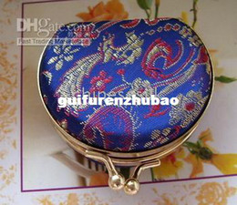 Silk Jewelry Gift Boxes with Mirror Multi Ring Display Box Packaging Case 10pcs lot mix color Free