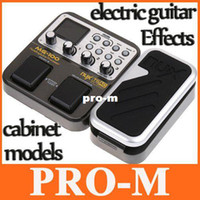 electric guitars amps - DHL NUX MG Electric Guitar Multi Effects Pedal Processor EFX AMP EQ Mixer I107