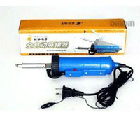 Wholesale 220V W Electric Vacuum Solder Sucker Desoldering Pump Desoldering Gun Iron