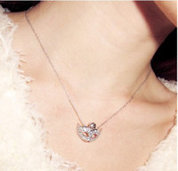 Halloween american masks - 13The jewelry Bohemian mask diamond floret collarbone short necklace
