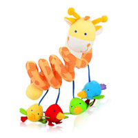 other  Multicolor  free shipping Baby toys high quality crib about the deer bed around