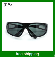 Oval Man Sports Wholesale - European and American classic large frame sunglasses sunglasses Free Shipping