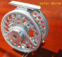 Wholesale Top grade Aluminum Die Casting Fly Fishing Reels mm Precision bearing One way bearing Chi