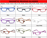 Wholesale Colorful reading glasses plastic reading glasses accept mixed order