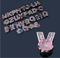Wholesale DIY letters DIY Charm DIY Accessories English letters mm A Z