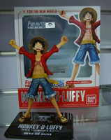 Wholesale One piece luffy years later verson PVC action figure japanese figurines anime cm