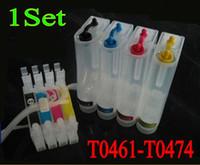 Wholesale CISS For Epson T0461 T0472 T0473 T0474 For Epson Stylus C63 C65 C83 C85