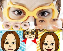 Wholesale Wrinkles Remove Eye Anti Aging Massager Eyes Care Glasses Shaped Massager