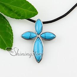 olive cross rose quartz amethyst tigereye opal turquoise stone pendant birthstone jewellery precious stone jewellery