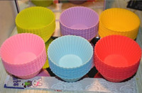 Wholesale Christmas gift Cake Mold soft style changeable Cupcake Mold Cake Decorating