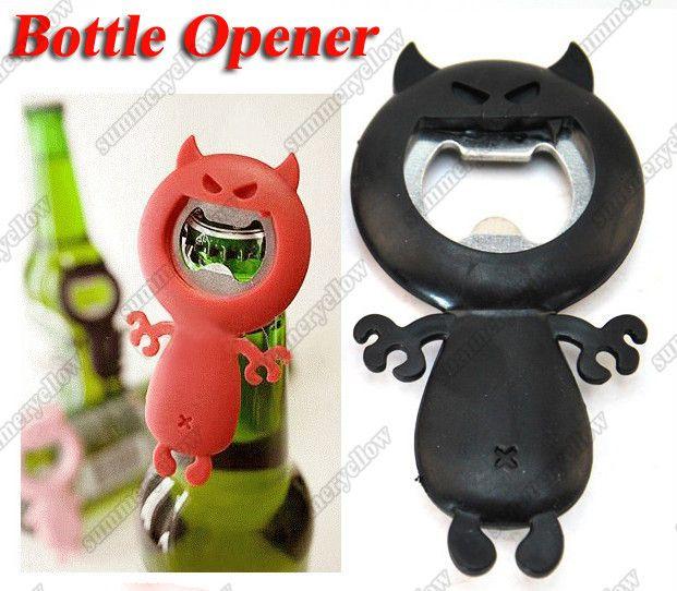 Best funny devil corkscrew home wine beer bottle opener hot brand new fashion under - Funny wine openers ...